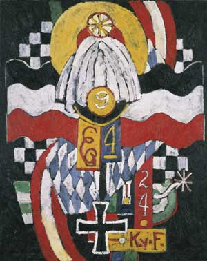 Marsden Hartley: Painting No. 47